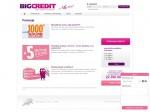 Promocyjne oferty w BIGCredit